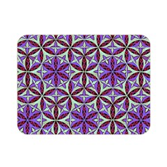 Flower Of Life Hand Drawing Pattern Double Sided Flano Blanket (mini)  by Cveti