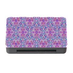 Star Tetrahedron Hand Drawing Pattern Purple Memory Card Reader With Cf by Cveti