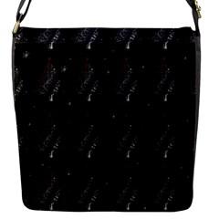 Christmas Tree   Pattern Flap Messenger Bag (s) by Valentinaart
