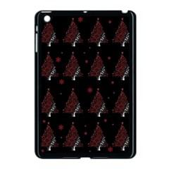Christmas Tree   Pattern Apple Ipad Mini Case (black) by Valentinaart