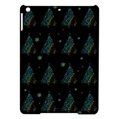 Christmas Tree   Pattern Ipad Air Hardshell Cases by Valentinaart