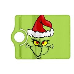 Grinch Kindle Fire Hd (2013) Flip 360 Case by Valentinaart