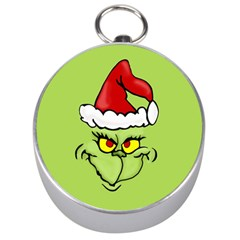 Grinch Silver Compasses by Valentinaart