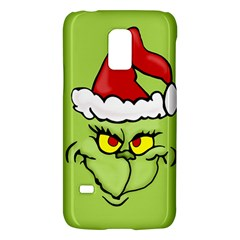 Grinch Galaxy S5 Mini by Valentinaart