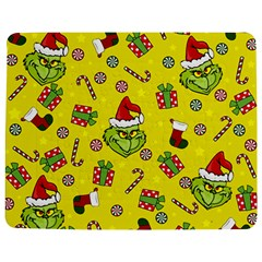 Grinch Pattern Jigsaw Puzzle Photo Stand (rectangular) by Valentinaart