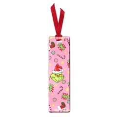 Grinch Pattern Small Book Marks by Valentinaart