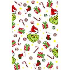 Grinch Pattern 5 5  X 8 5  Notebooks by Valentinaart