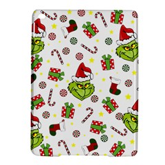 Grinch Pattern Ipad Air 2 Hardshell Cases by Valentinaart