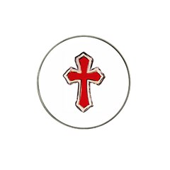 christian_clipart_cross Hat Clip Ball Marker by superrahans