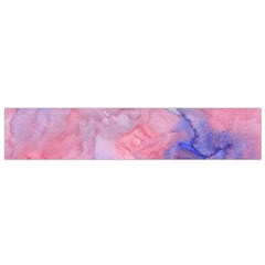 Mr  Hughes Blues Small Flano Scarf by SimpleBeeTree