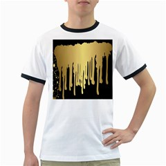 Drip Cold Ringer T Shirts by 8fugoso