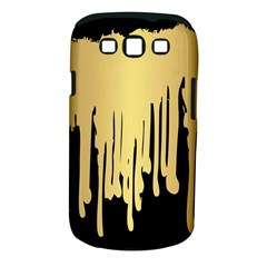 Drip Cold Samsung Galaxy S Iii Classic Hardshell Case (pc+silicone) by 8fugoso