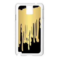 Drip Cold Samsung Galaxy Note 3 N9005 Case (white) by 8fugoso