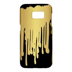 Drip Cold Samsung Galaxy S7 Hardshell Case  by 8fugoso