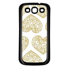 All Cards 36 Samsung Galaxy S3 Back Case (black) by SimpleBeeTree