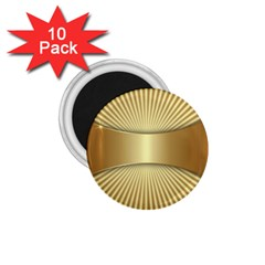 Gold8 1 75  Magnets (10 Pack)  by 8fugoso