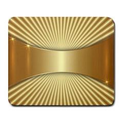 Gold8 Large Mousepads by 8fugoso