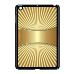 Gold8 Apple Ipad Mini Case (black) by 8fugoso