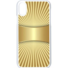 Gold8 Apple Iphone X Seamless Case (white)