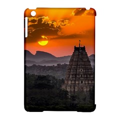 Beautiful Village Of Hampi Apple Ipad Mini Hardshell Case (compatible With Smart Cover) by Celenk