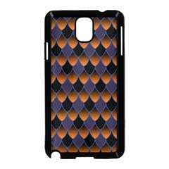 3squama Fhish Dark Samsung Galaxy Note 3 Neo Hardshell Case (black) by Cveti