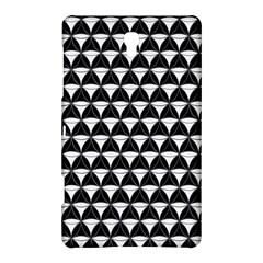 Diamond Pattern Black White Samsung Galaxy Tab S (8 4 ) Hardshell Case  by Cveti