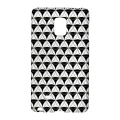 Diamond Pattern White Black Galaxy Note Edge by Cveti