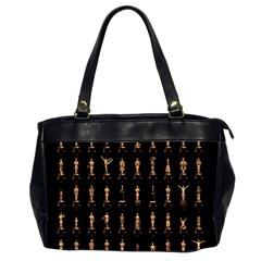 85 Oscars Office Handbags (2 Sides)  by Celenk
