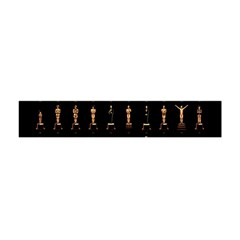 85 Oscars Flano Scarf (mini) by Celenk