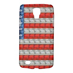 Geometricus Usa Flag Galaxy S4 Active by Celenk