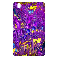 Melted Fractal 1a Samsung Galaxy Tab Pro 8 4 Hardshell Case by MoreColorsinLife
