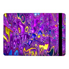 Melted Fractal 1a Samsung Galaxy Tab Pro 10 1  Flip Case by MoreColorsinLife
