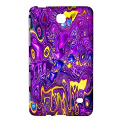 Melted Fractal 1a Samsung Galaxy Tab 4 (8 ) Hardshell Case  by MoreColorsinLife