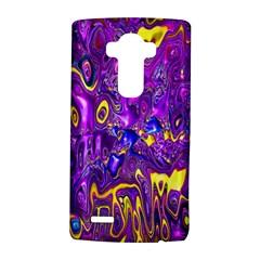 Melted Fractal 1a Lg G4 Hardshell Case by MoreColorsinLife