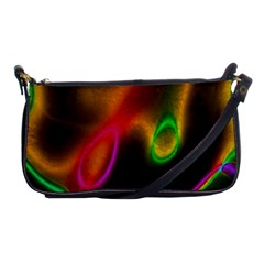 Vibrant Fantasy 4 Shoulder Clutch Bags by MoreColorsinLife