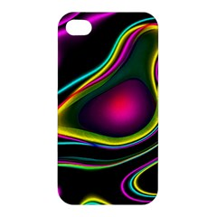 Vibrant Fantasy 5 Apple Iphone 4/4s Hardshell Case