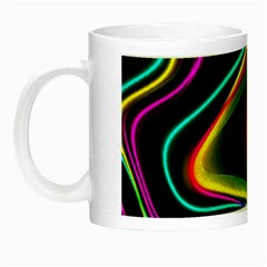 Vibrant Fantasy 5 Night Luminous Mugs by MoreColorsinLife