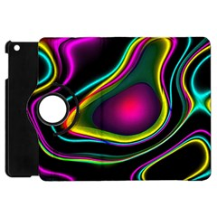 Vibrant Fantasy 5 Apple Ipad Mini Flip 360 Case