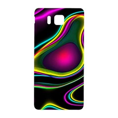 Vibrant Fantasy 5 Samsung Galaxy Alpha Hardshell Back Case by MoreColorsinLife