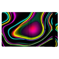 Vibrant Fantasy 5 Apple Ipad Pro 9 7   Flip Case by MoreColorsinLife