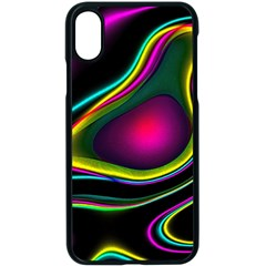 Vibrant Fantasy 5 Apple Iphone X Seamless Case (black)