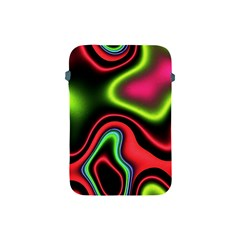 Vibrant Fantasy 1b Apple Ipad Mini Protective Soft Cases by MoreColorsinLife