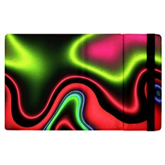 Vibrant Fantasy 1b Apple Ipad Pro 12 9   Flip Case by MoreColorsinLife