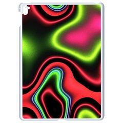 Vibrant Fantasy 1b Apple Ipad Pro 9 7   White Seamless Case by MoreColorsinLife