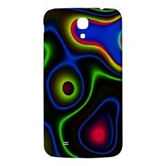 Vibrant Fantasy 6 Samsung Galaxy Mega I9200 Hardshell Back Case by MoreColorsinLife