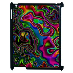 Vibrant Fantasy 6 Apple Ipad 2 Case (black) by MoreColorsinLife