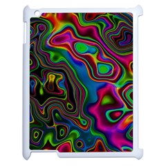 Vibrant Fantasy 6 Apple Ipad 2 Case (white) by MoreColorsinLife
