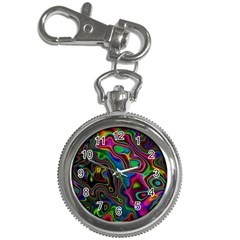 Vibrant Fantasy 6 Key Chain Watches by MoreColorsinLife