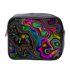 Vibrant Fantasy 6 Mini Toiletries Bag 2 Side by MoreColorsinLife
