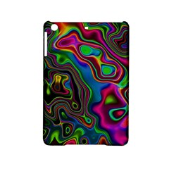 Vibrant Fantasy 6 Ipad Mini 2 Hardshell Cases by MoreColorsinLife